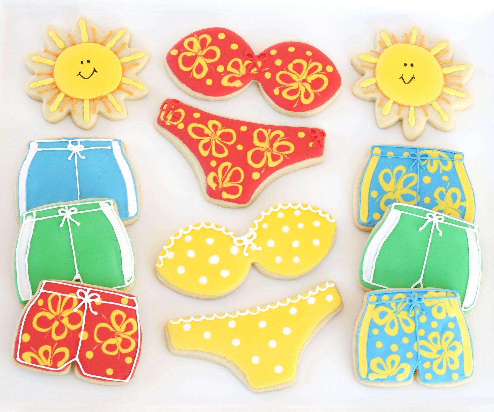 Fun Summer Cookies Cookie Decorating Glorious Treats