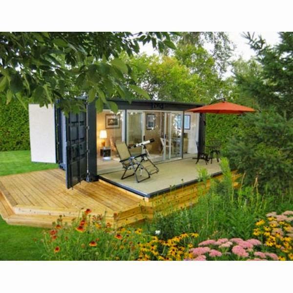 Arquitectura ecol gica casas echas con contenedores - Casas contenedor espana ...