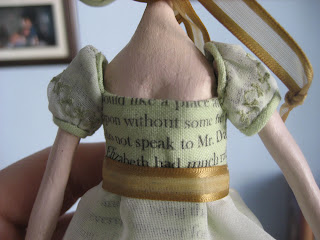 pride and prejudice doll