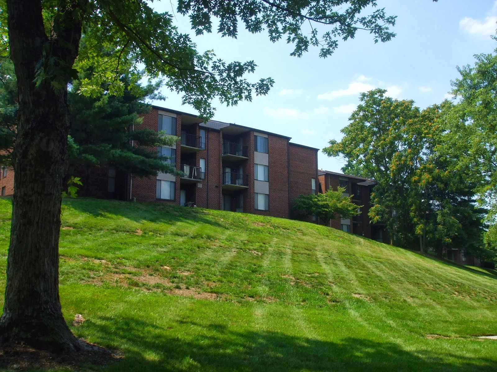 Low Income Senior Housing Howard County