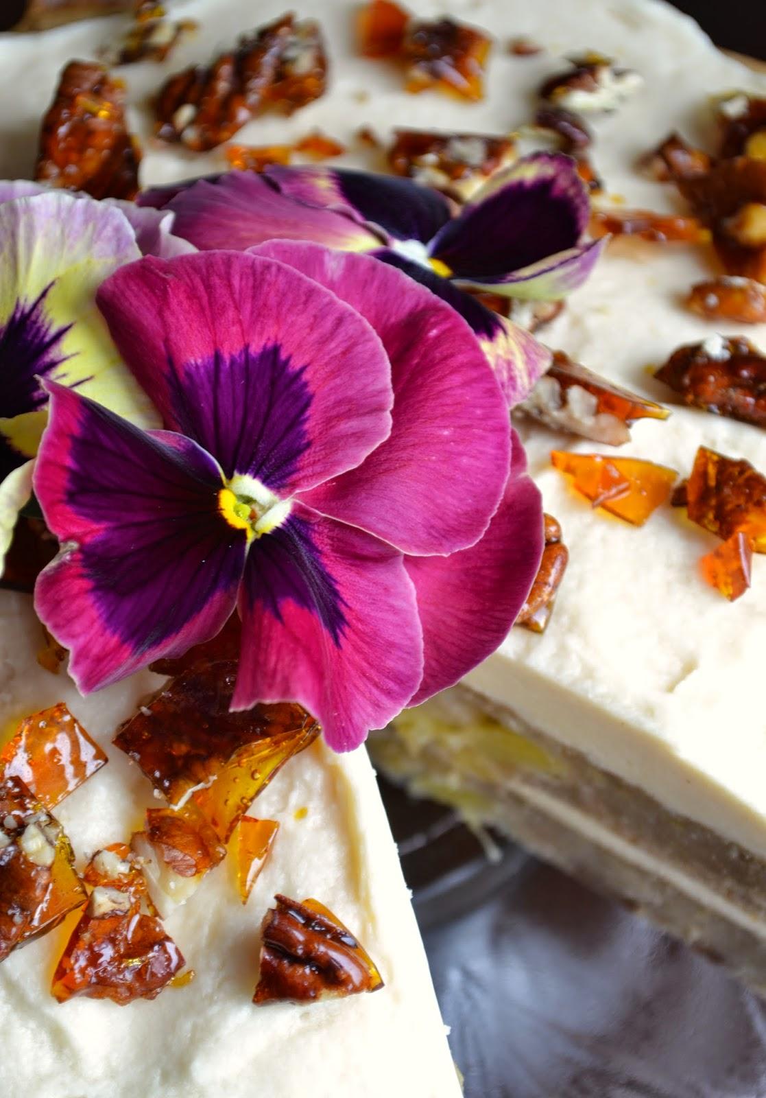 hummingbird cake jamie oliver comfort food