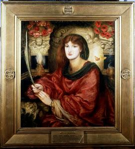Sibilla, by Dante G. Rossetti