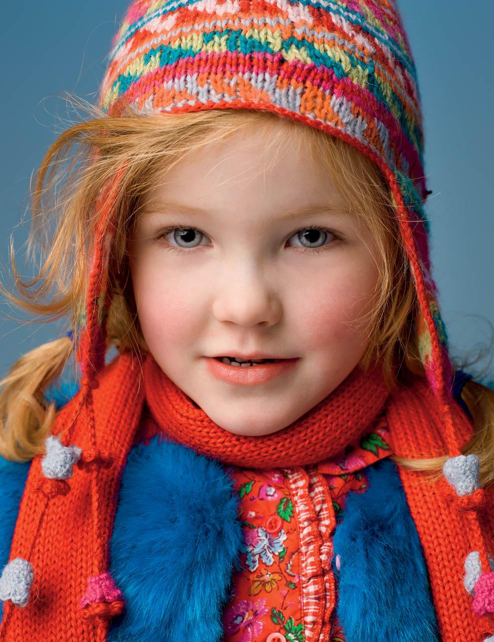 Moda de Ropa para Niños: Moda Infantil Francesa Invierno 2012