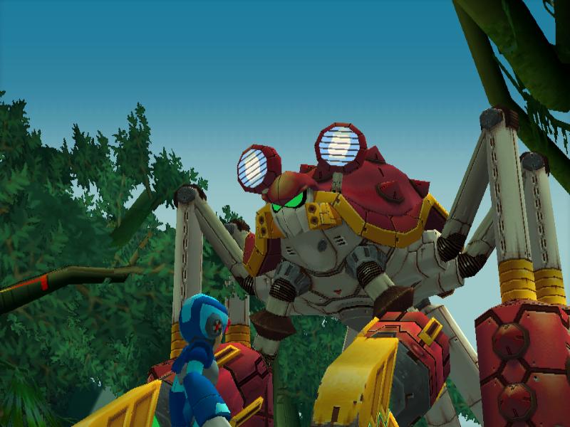 Игра начинается с ролика, где на Орбитальном Элеваторе ( Orbital Elevator )