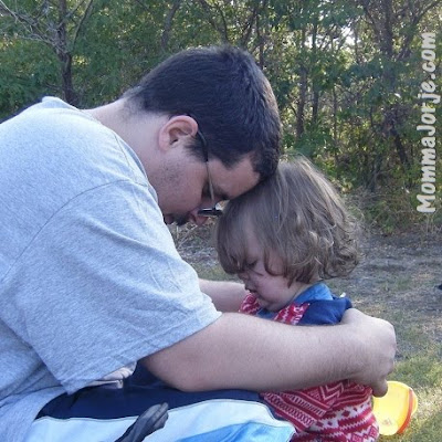 Spencer Creek 2011 - Daddy & Daddy's Girl