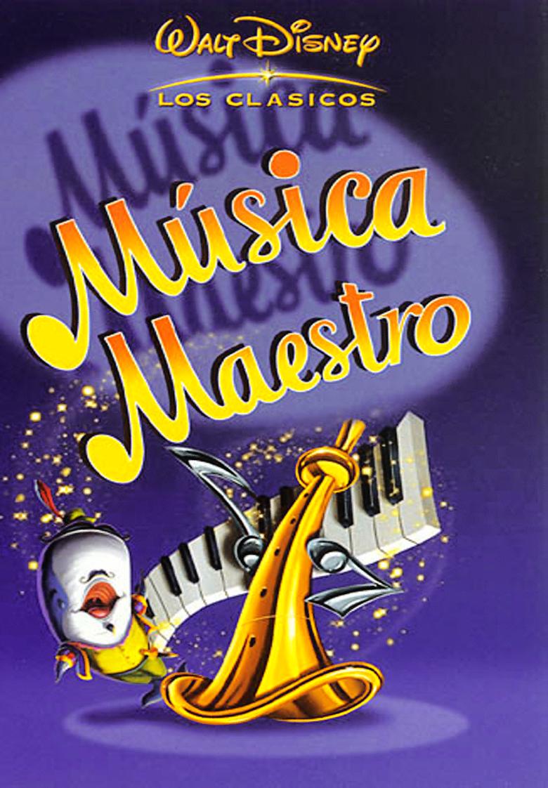 la pelicula el maestro de la musica:
