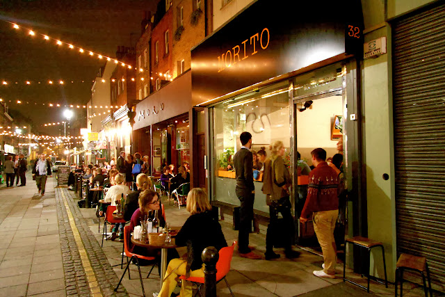 Morito London's Smallest Restaurants