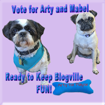 Vote the Arty & Mabel ticket
