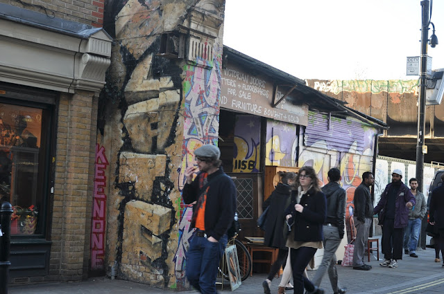 London+Brick+Lane+graffiti