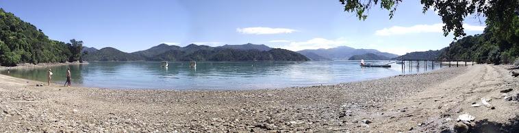 Malbourung Sound Nueva Zelanda