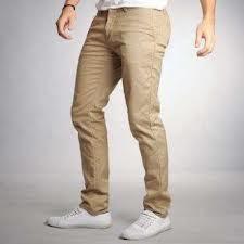 celana chino panjang