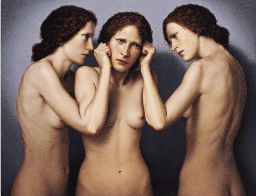 pintura-femenina-italiana