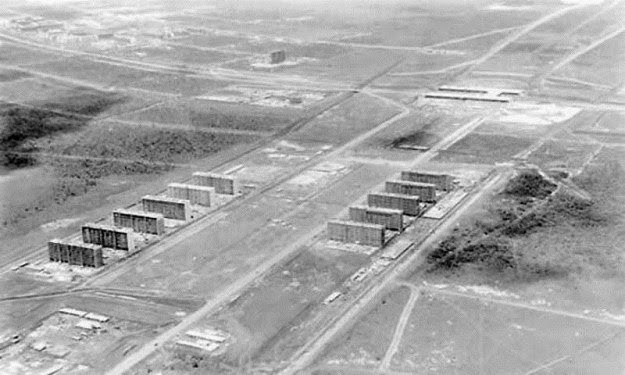 construction of the capital of Brazil