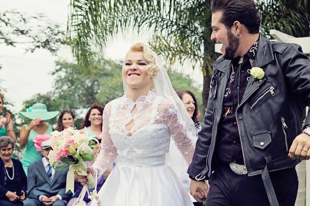 decoracao casamento brasilia : decoracao casamento brasilia:Esse é um casamento Rockabilly, já ouviram falar? Surgiu na década