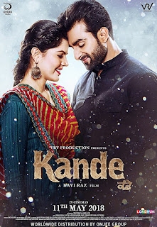 Kande (2018) Punjabi Movie Pre-DVDRip | 720p | 480p | Watch Online and Download