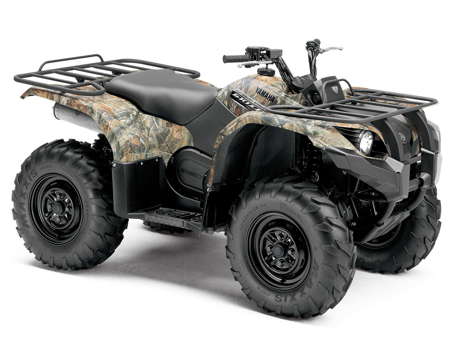 2013 grizzly 450 auto 4x4 eps yamaha atv pictures. Black Bedroom Furniture Sets. Home Design Ideas