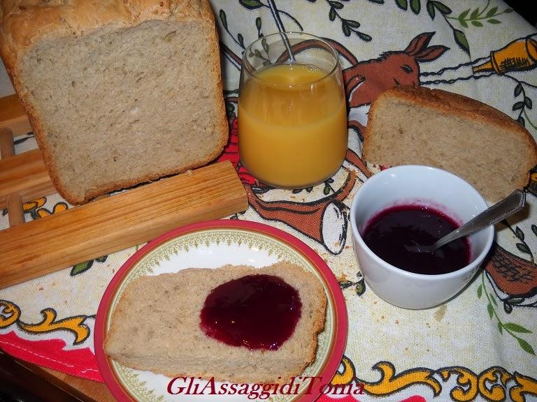 pane con semi di girasole