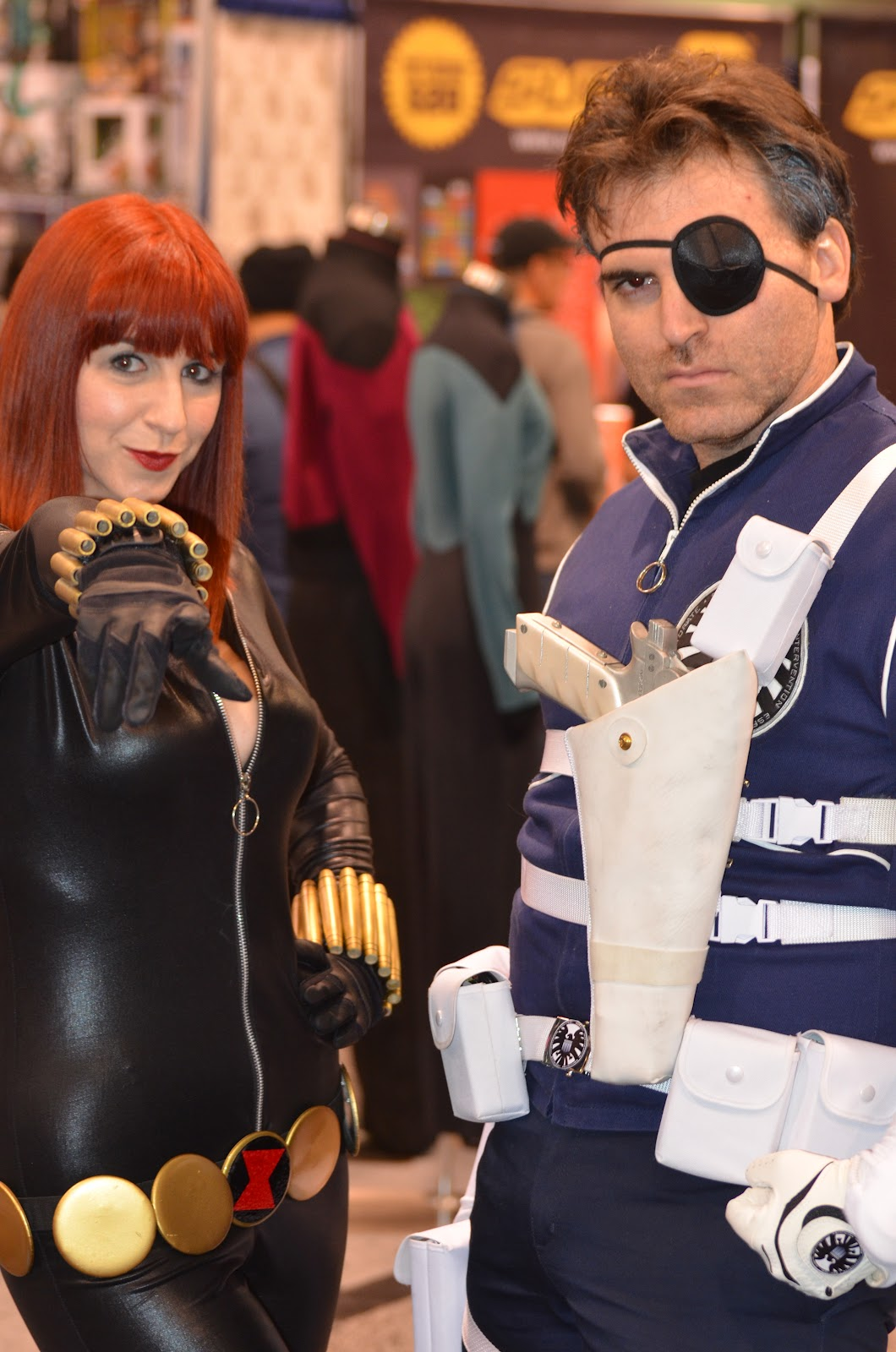 Wondercon cosplay and sights part deux oscar nominee viola davis