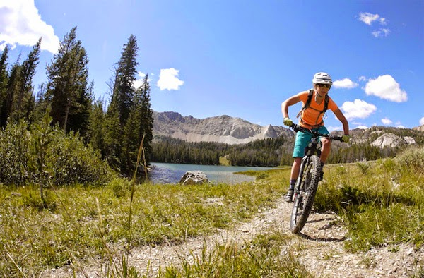 Tapping into the Unknown - Mountain Biking in Idaho