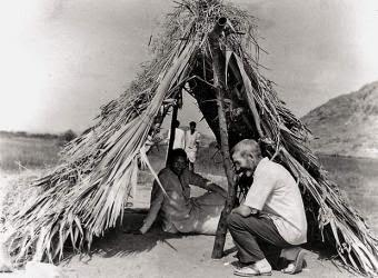 Vicente a su llegada al segundo estado más seco de la India