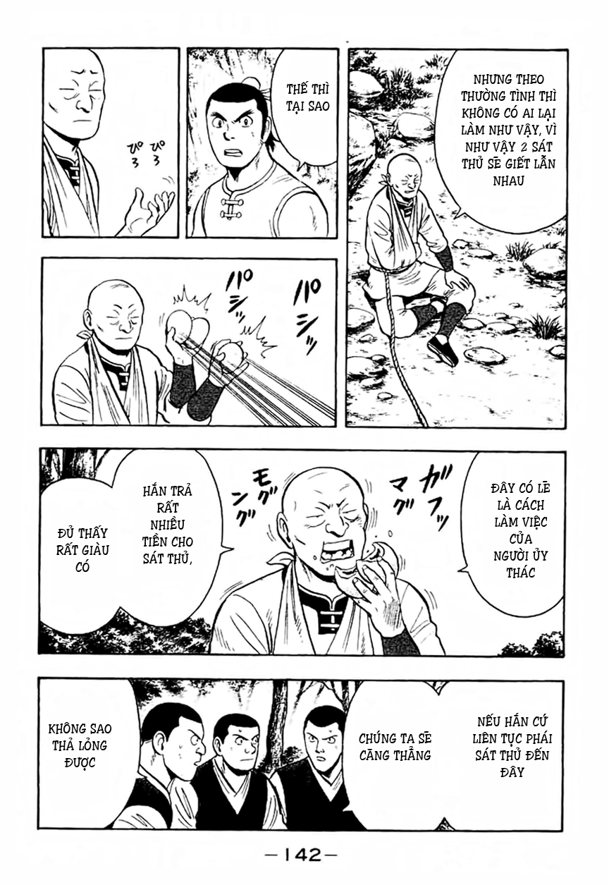 Hoàng Phi Hồng Phần 4 chap 67 Trang 10
