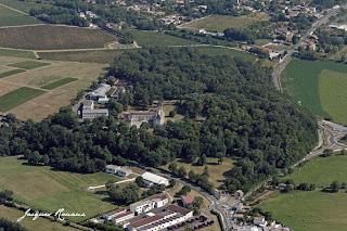 Vue aerienne de l'Aérocampus Aquitaine - Latresne