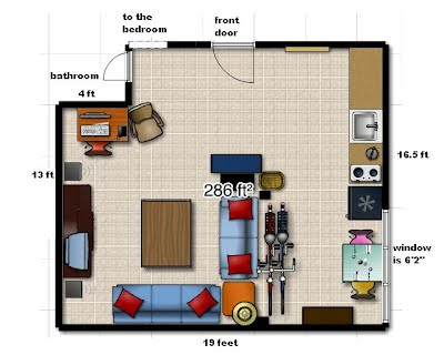 Home decorations living room floor plans ideas reverse for Living room design floor plan