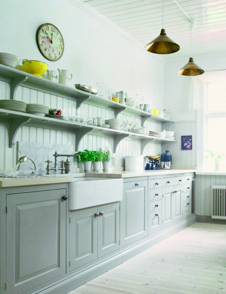 Lulu belle design trendy tuesday for Long kitchen wall units