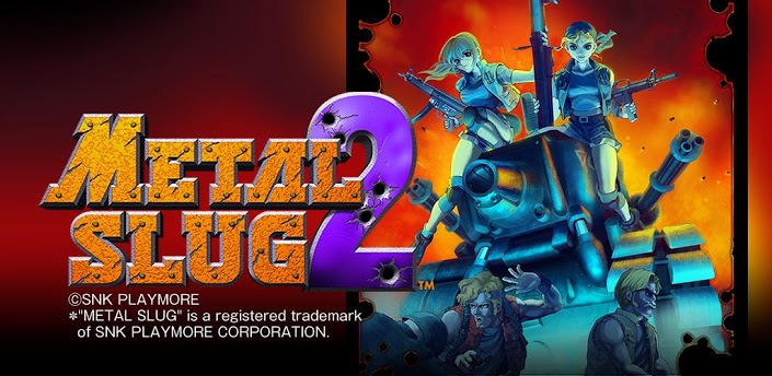 Metal Slug 2 V1.0 [apk] [Android] [ZS]