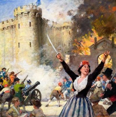 The Raiding of the Bastille