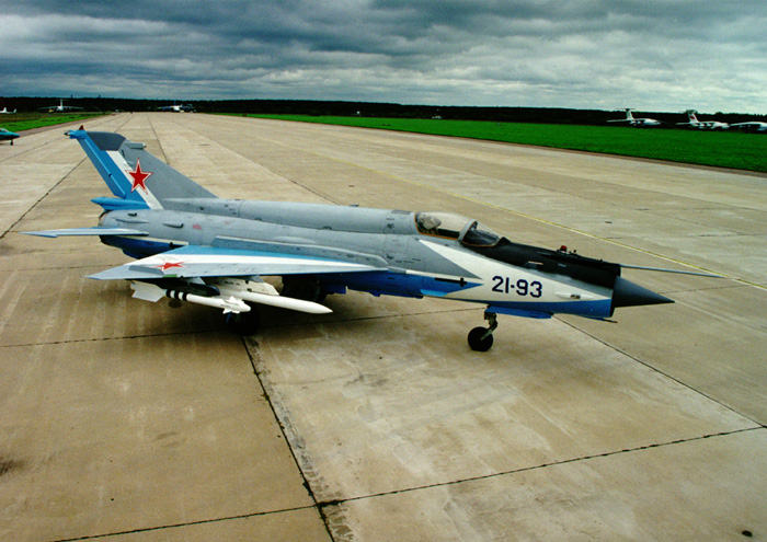MIG-21 Fishbed Multirole Jet Fighter