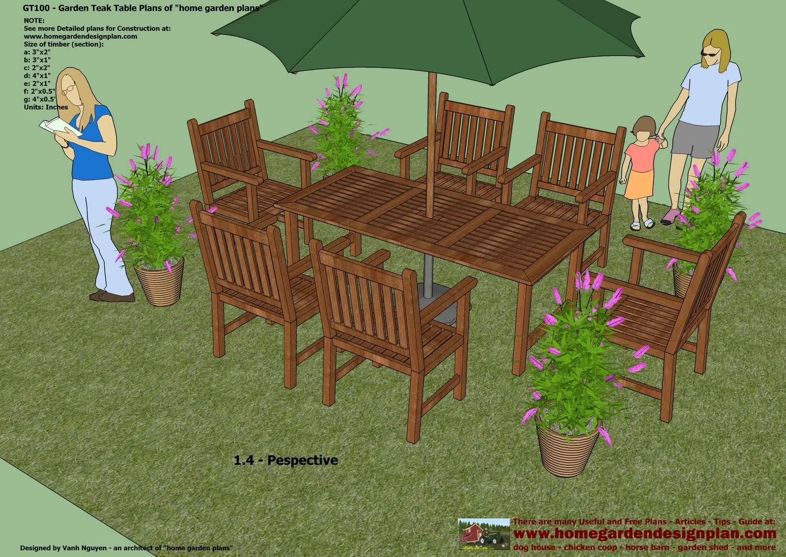 outdoor furniture plans free download free woodworking plans free ...