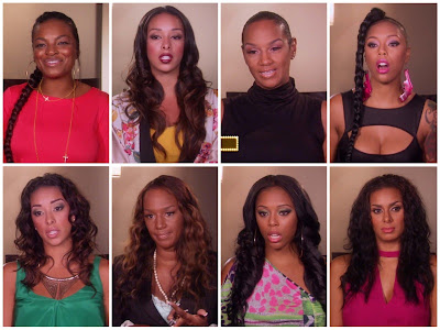Basketball Wives LA Reunion Show Drama