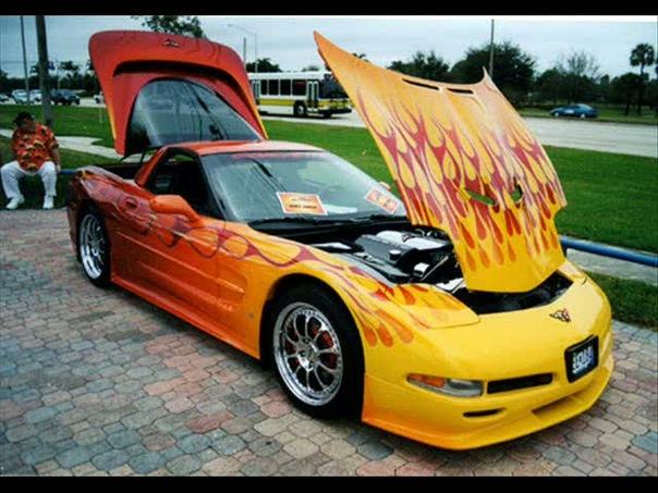 Cool custom cars