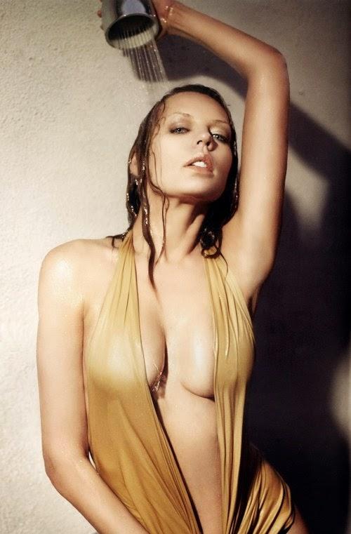 Natasha Alam: Playboy, Interviú, Maxim y CSI. Morbosa y seductora conejita uzbeka. Chicas guapas 1x2.
