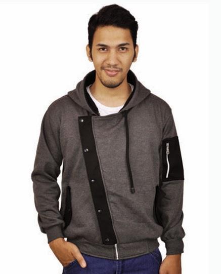 Contoh gambar model jaket kulit pria branded murah online