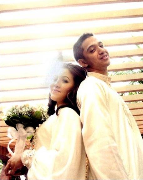 Gambar pertunangan sharif sleeq &; malaque mahdaly
