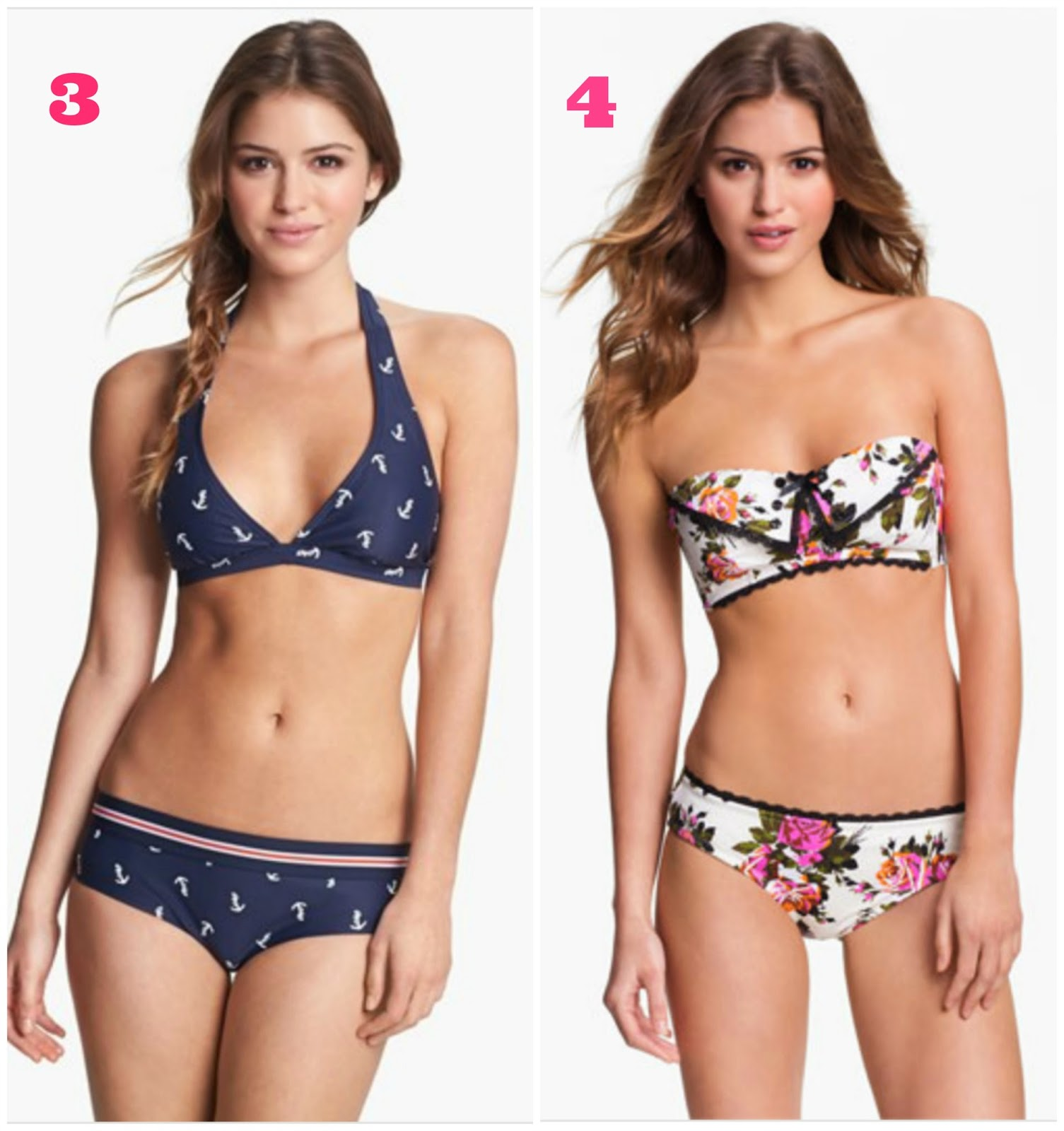 It's not an overstatement to say that bra-sized swimsuits have revolutionized the swimwear industry. Now you can get exactly the fit you need in one-piece suits and swim tops that match your bra size.