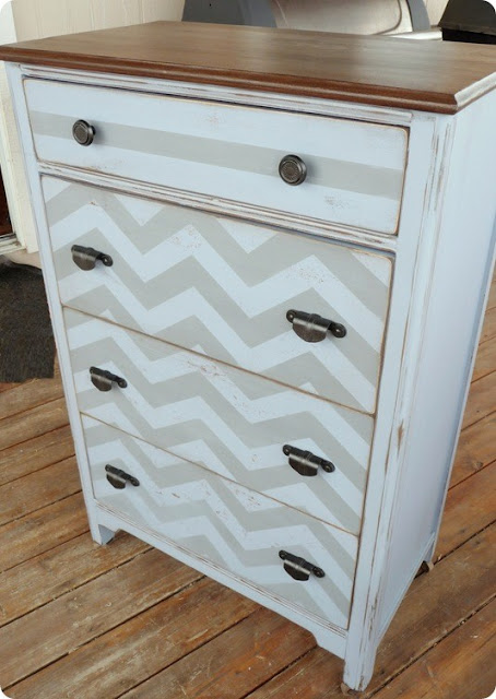 Lizzi S Creations Crazy About Chevron