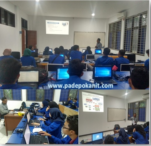 Jadwal Training Mikrotik Tgl 20,21,22 Februari Kelas Basic - Intermediate