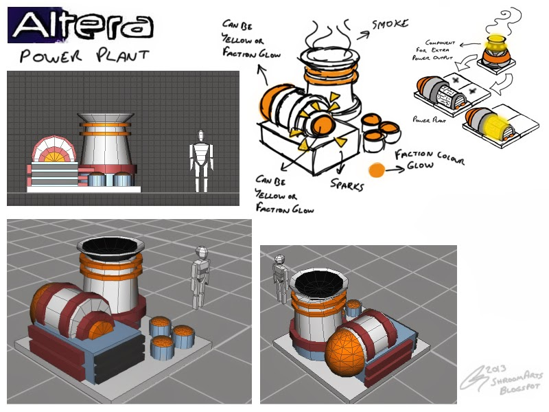 Altera power plant concept