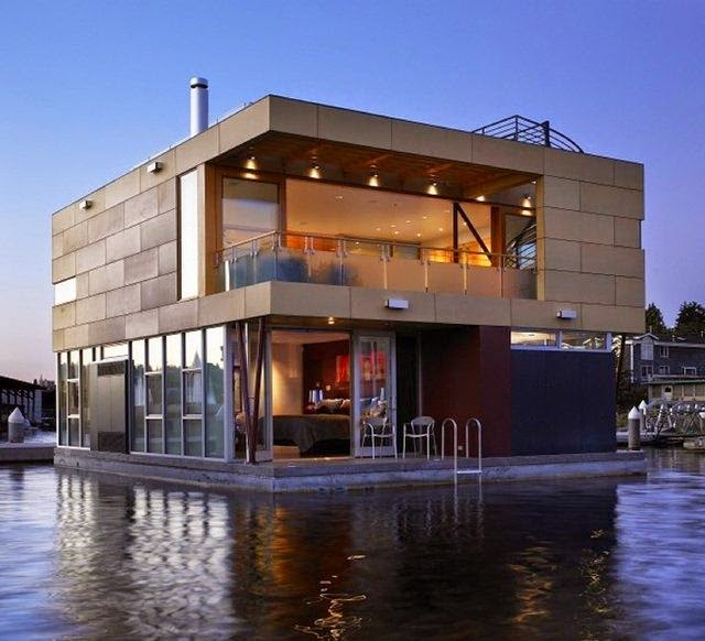 House Building Function Building A Floating Home