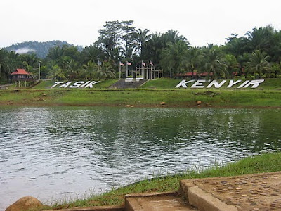 Festival Kenyir 2015 di Pengkalan Gawi Tasik Kenyir Terengganu
