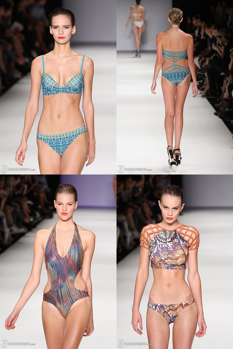 MBFWA, Fashion week Australia, Gypsea, Group Swim, printed swimwear