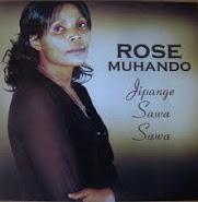 JIPANGE SAWASAWA YA ROSE MUHANDO