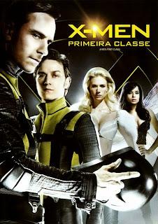 Assistir X-Men: Primeira Classe Dublado Online HD
