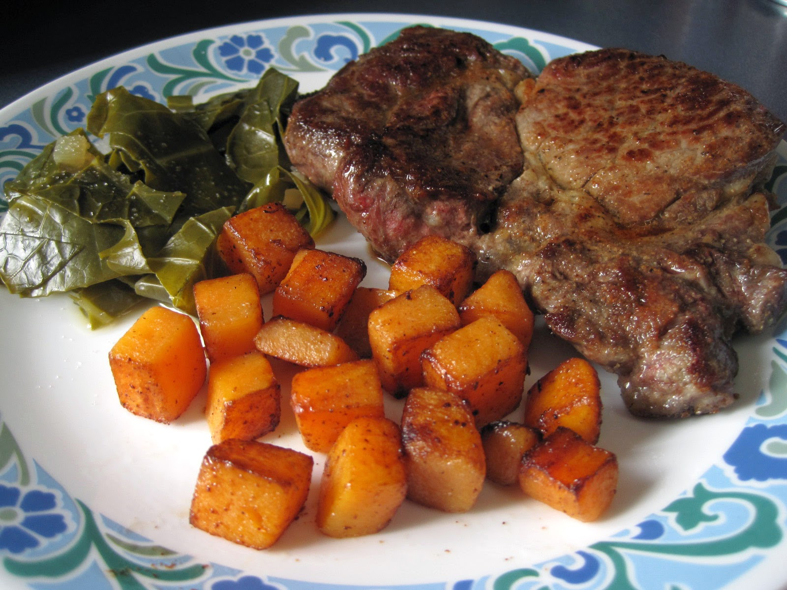 AIP recipe steak dinner