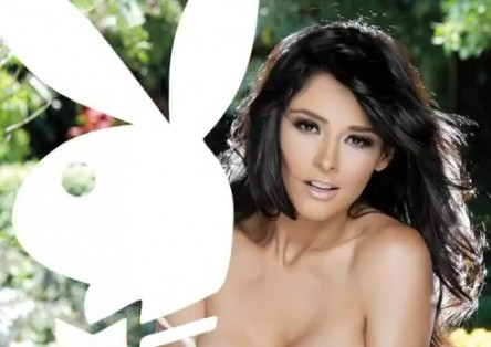 Dorismar Playboy mexico Junio 2012