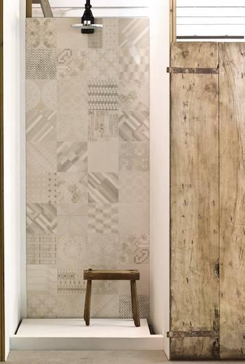 mix tile design, patterns