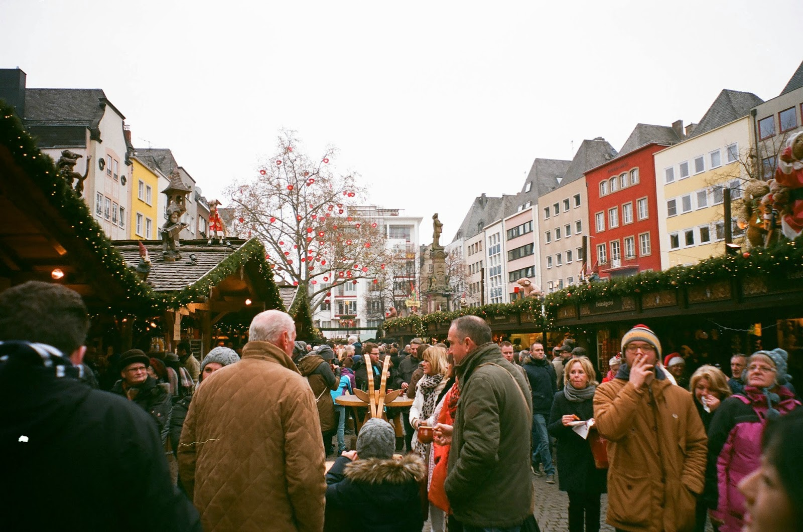 Cologne Christmas Markets 2014 Germany